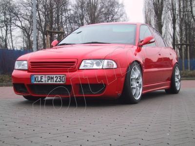 Audi A4 B5 Zderzak Przód Stcs Wojtmar Tuning