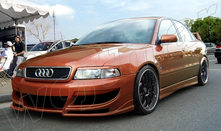 Audi A4 B5 Zderzak Przód Stne1 Wojtmar Tuning
