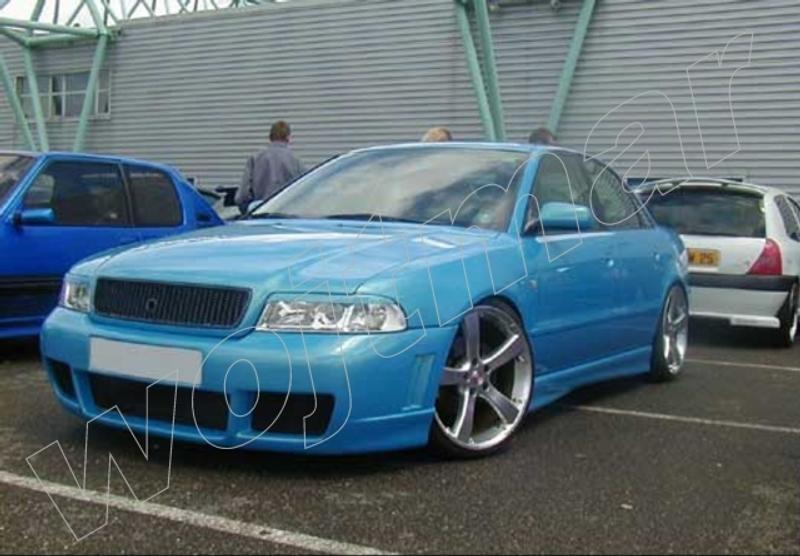 Audi A4 Zderzak Przód Ml Wojtmar Tuning
