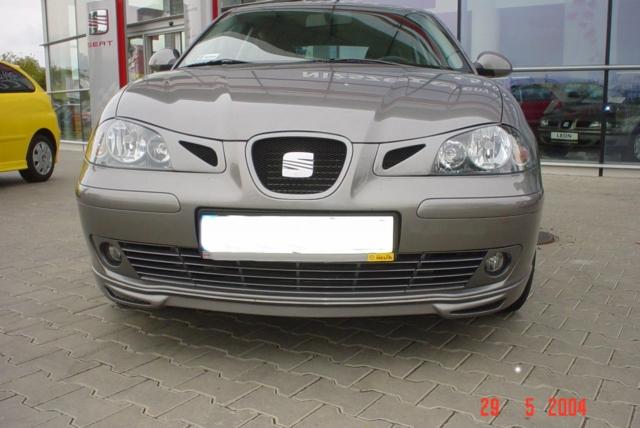 Seat Ibiza 6l 02 08 Kompletny Bodykit Dokładka Przód Dokładka Tył