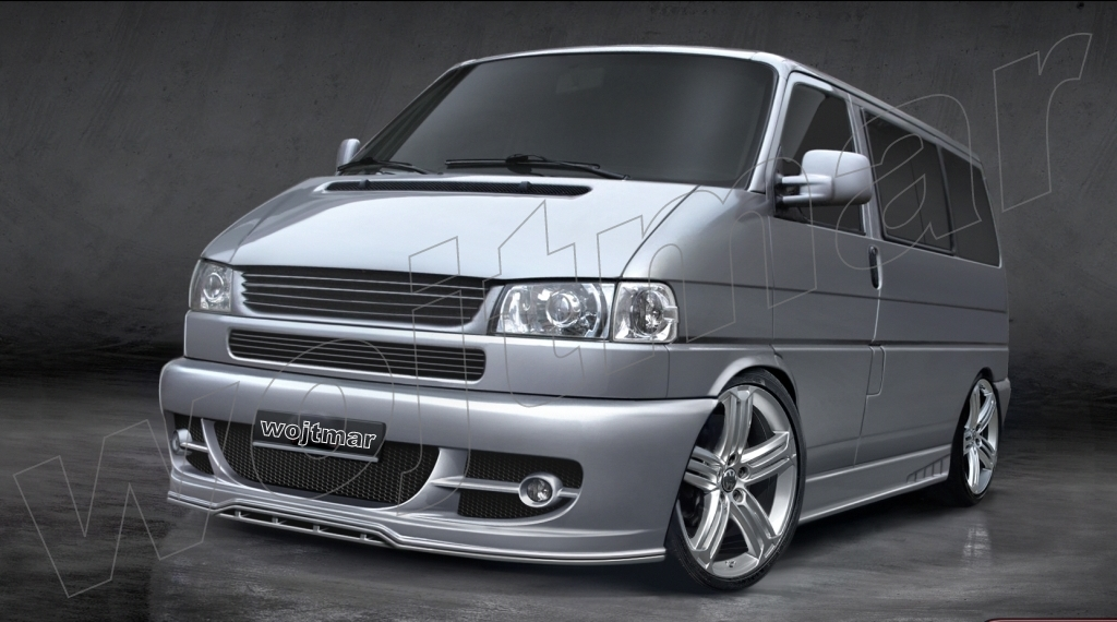 Body kit lovers and haters - VW T4 Forum - VW T5 Forum