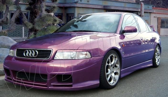 Spojlery Audi Wojtmar Tuning