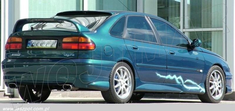 Spojlery Renault Laguna 1 Wojtmar Tuning