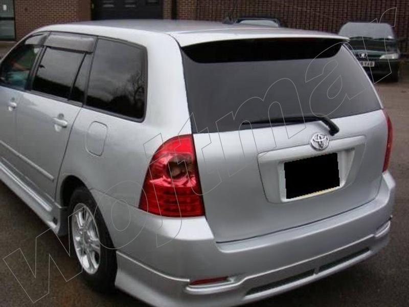 Spojlery Toyota Corolla E12 01 05 Wojtmar Tuning